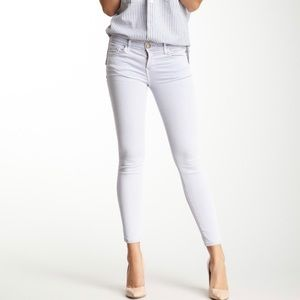 Current/Elliott Jeans The Stiletto Dusty Rose